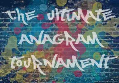 The Ultimate Anagram Tournament
