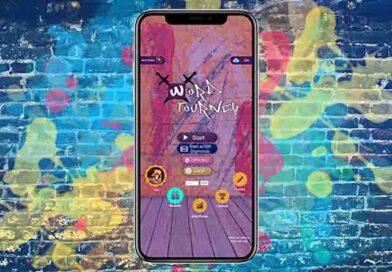 The Word Tourney App